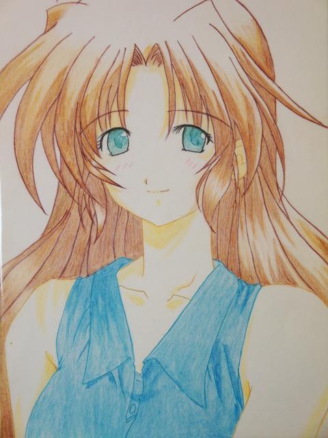 手描きイラスト (12)