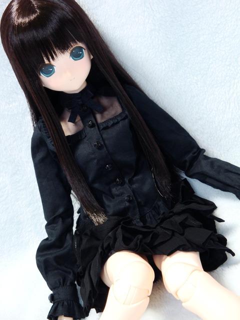 エレン 黒パニエ (1)