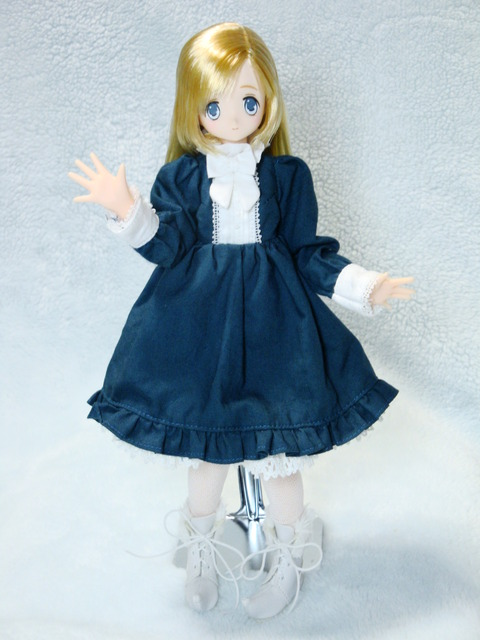 ライリ 魔女っこ (9)