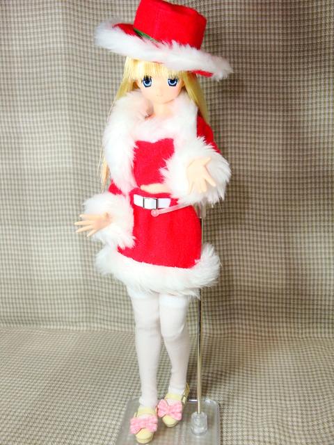 サアラ サンタ服 3