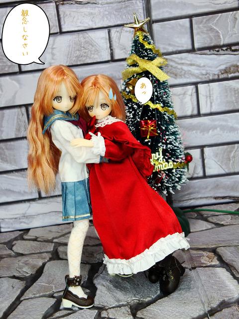 ティア&ティオ クリスマス2019 (9) セリフ付加