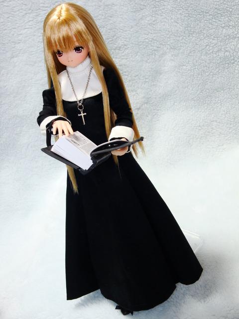 魔リアン シスター服 (55)