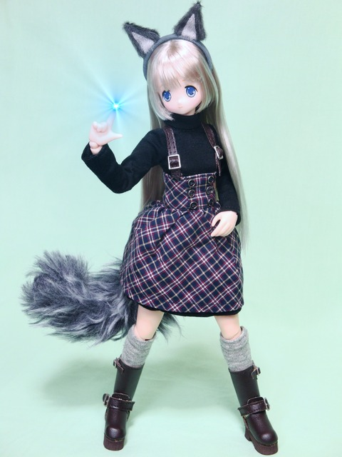ライリ 銀ぎつね (8) a 霊丸