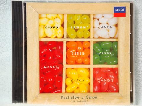 パッヘルベル カノン CD (2)