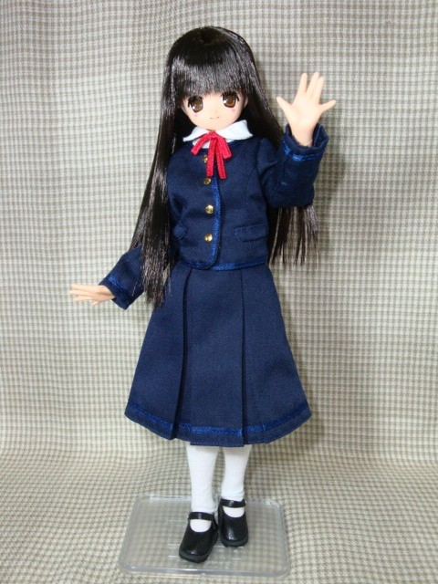 黒ころん 制服II 003 - コピー