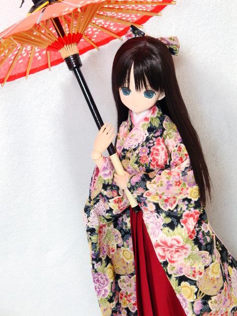 エレン 袴&和傘 (21)