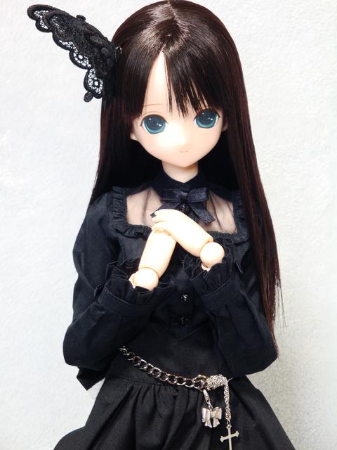 エレン La farfalla nera (1) a