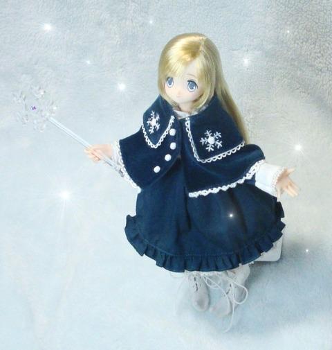 ライリ 魔女っこ (31) 調整済 雪