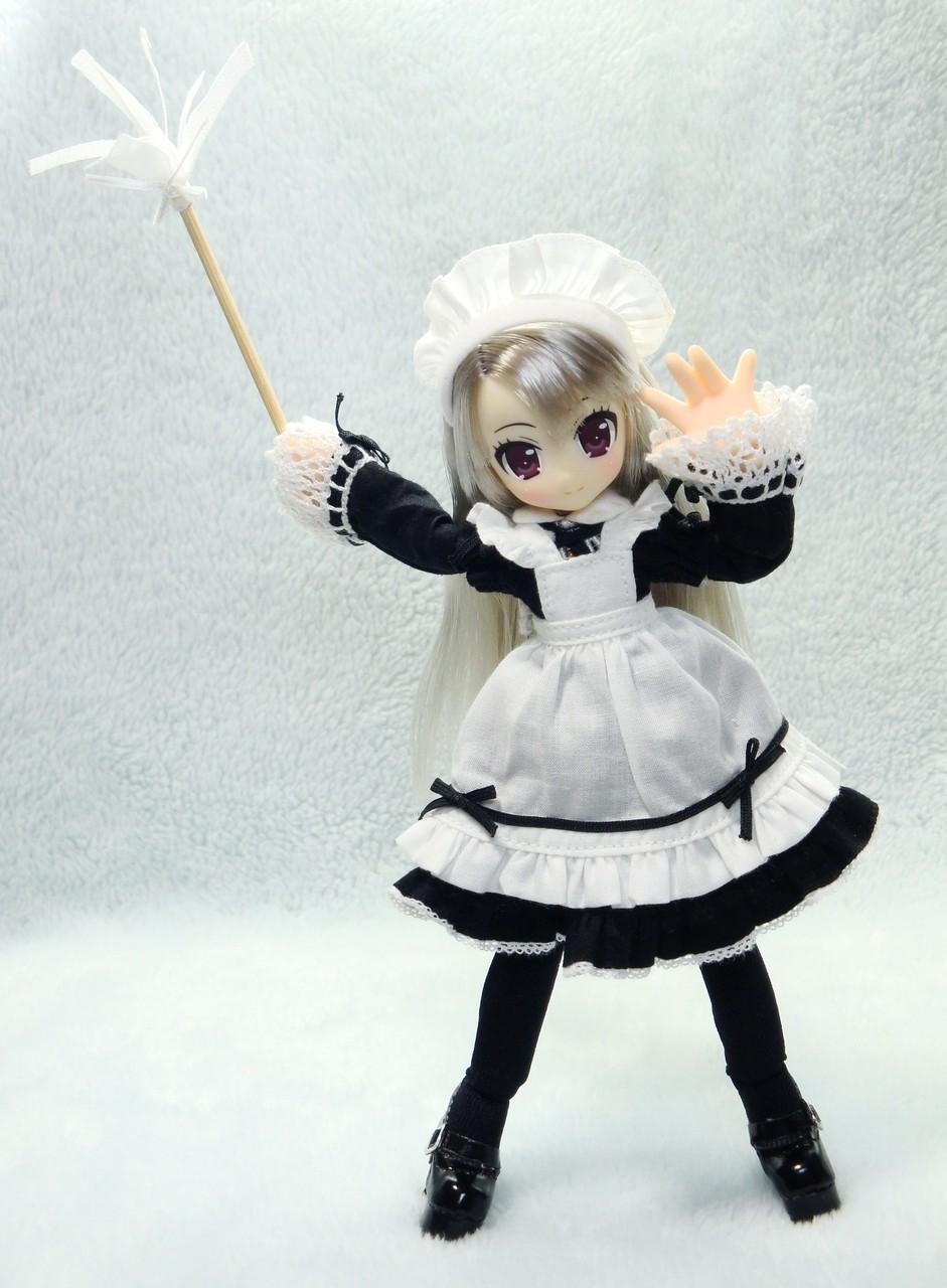 1/12 Lil'Fairy ちいさなお手伝いさん / ヴェル (2次生産品)