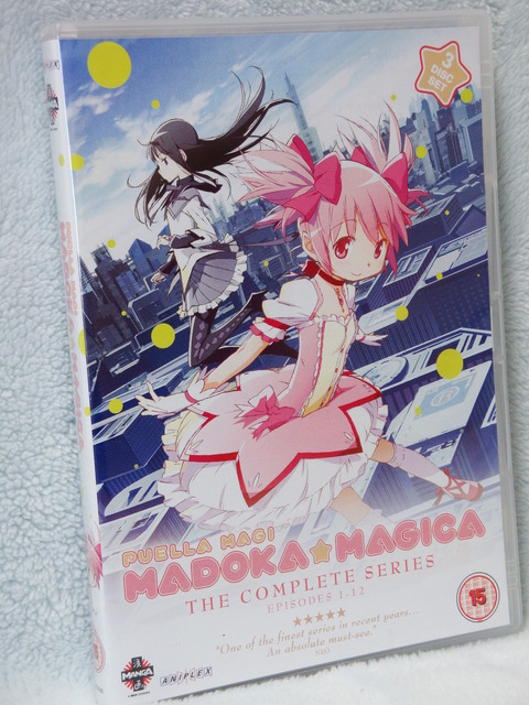 まどか☆マギカ 海外版 (1)