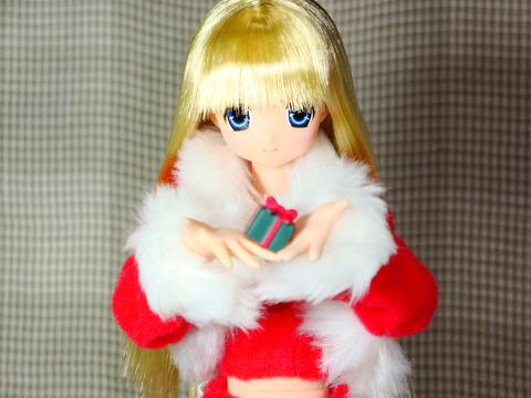 サアラ サンタ服 11