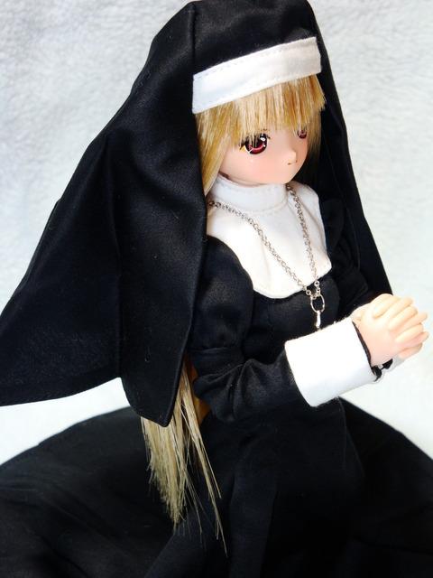 魔リアン シスター服 (13)