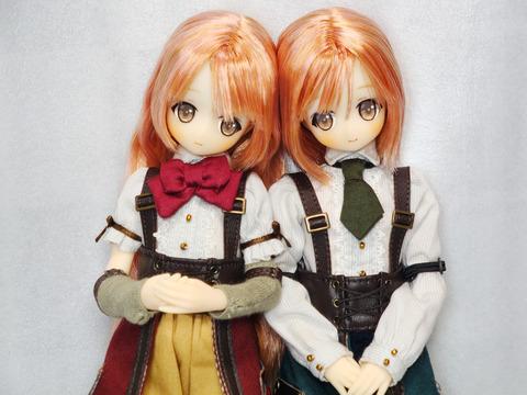 ティア&ティオ  ~双子の仕立屋さん~ (7) a