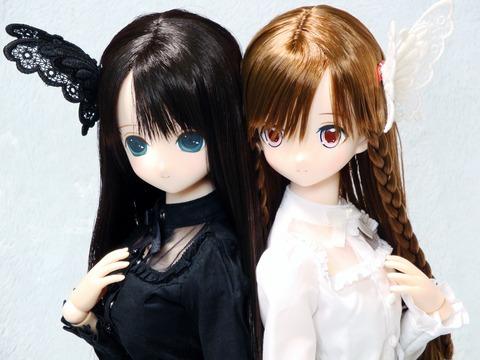天音&エレン Le due farfalle (14) a