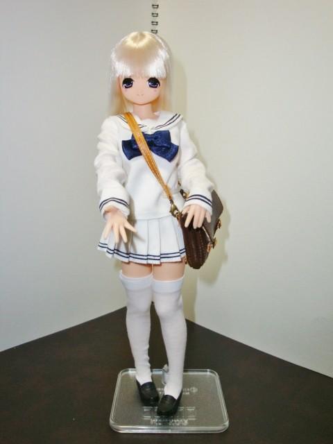 金みう 白セーラー服 031 - コピー