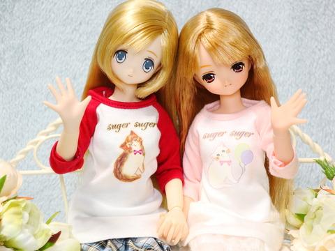 ライリ&リアン にゃんこワンピ (5)