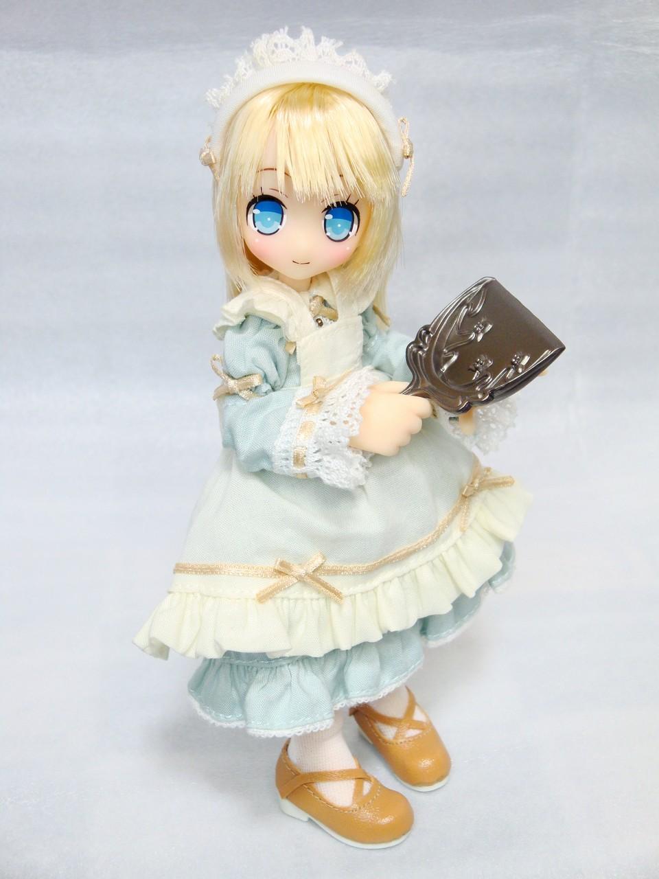 1/12 Lil'Fairy ちいさな ちいさなお手伝いさん イルミィ