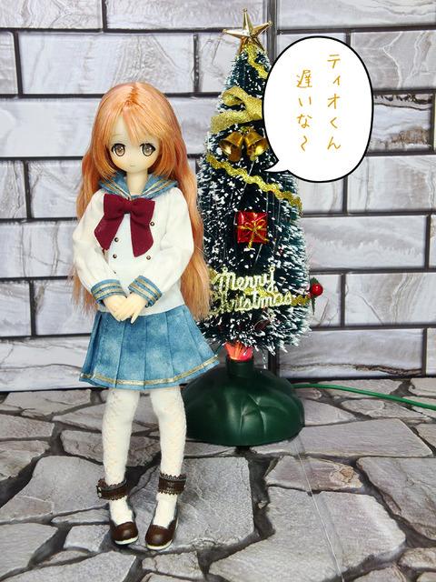 ティア&ティオ クリスマス2019 (1) セリフ付加