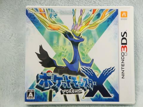 ポケモンX (1)
