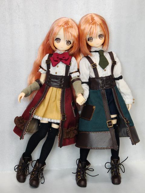 ティア&ティオ  ~双子の仕立屋さん~ (2) a