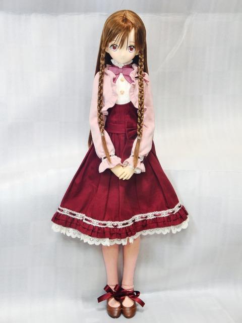 天音 ELLEN`S CLOSET ジャンパースカート (9) a