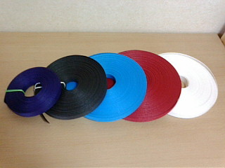 カラーテープ 冬