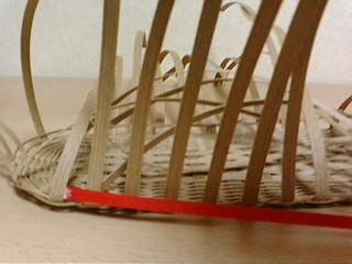 とばし編み 1