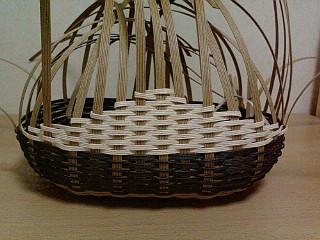 引き返し編み 4