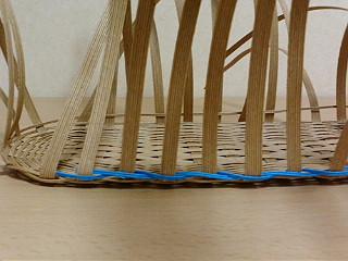 左ねじり編み 2