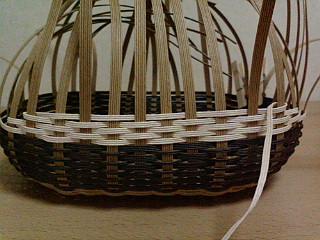 引き返し編み 3