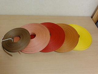 カラーテープ 秋