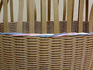 3本なわ編み 2