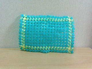 PP石畳編みランチョンマット2