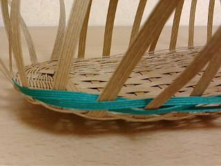 よろい編み 2