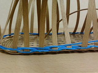 左ねじり編み 3