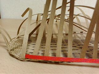 素編み 1