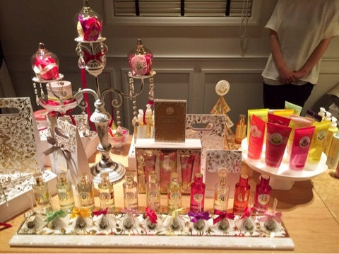 ROGER&GALLET レセプションparty