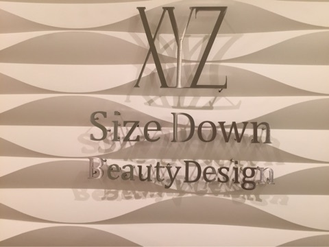 Size Down Beauty Designでbodyメイク体験