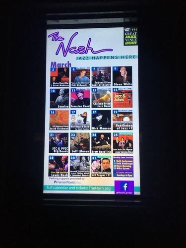 The Nash 6