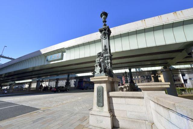 日本橋高速道路首都高