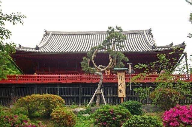 上野東叡山寛永寺