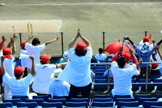 高校野球応援団