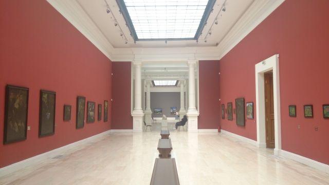 トビリシにある美術館