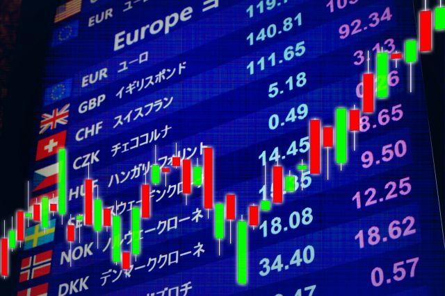 外貨レート株価