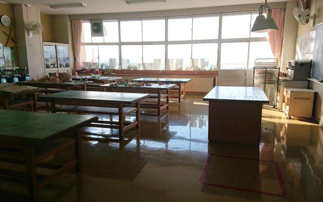 小学校の図工室