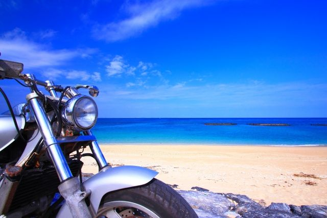 沖縄バイク