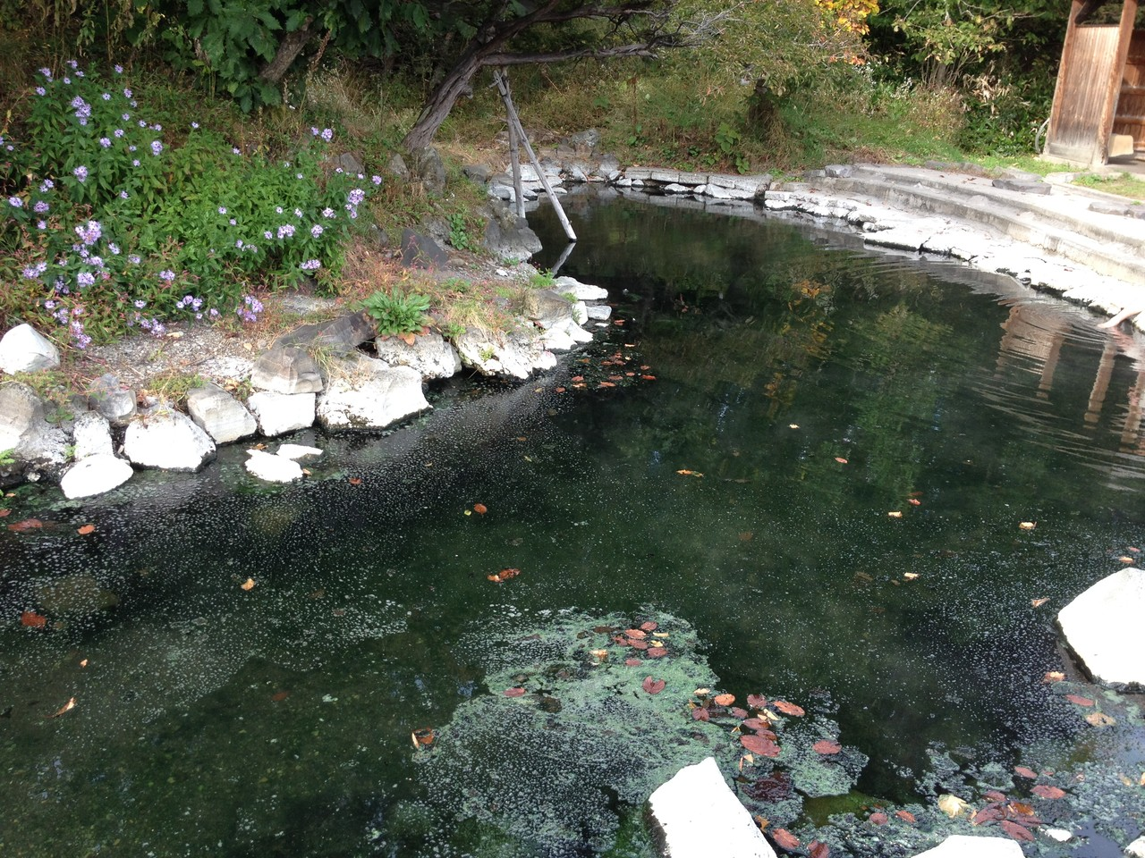 北海道の源泉掛け流し温泉と混浴...