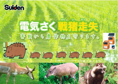 ㈱スイデン 戦猪走失 (トップ2)