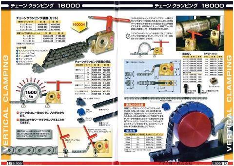 コパル チェーンクランピング16000 ノガ アヤセ機工 (2)