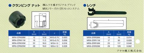 ムラキMRA ERコレットシステム アヤセ機工 (6)